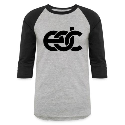 EDC Electric Daisy Carnival Fan Festival Design - Baseball T-Shirt