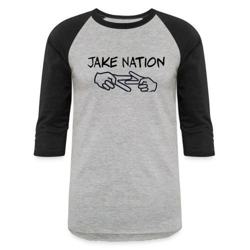 Jake nation shirts and hoodies - Baseball T-Shirt