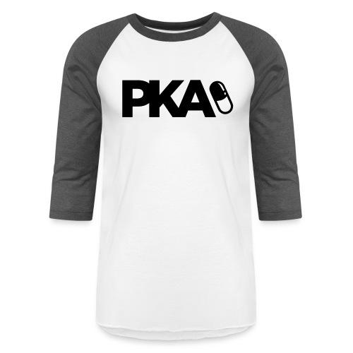 pkalogovector - Unisex Baseball T-Shirt