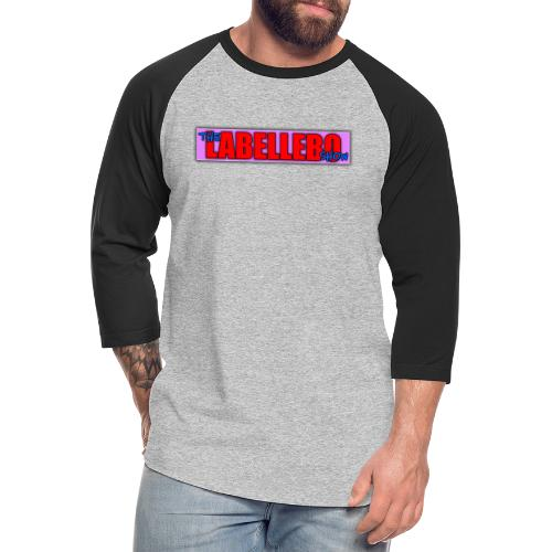 Logo #2 - Unisex Baseball T-Shirt