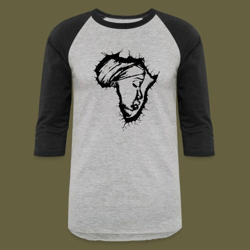 Mama Africa - Baseball T-Shirt