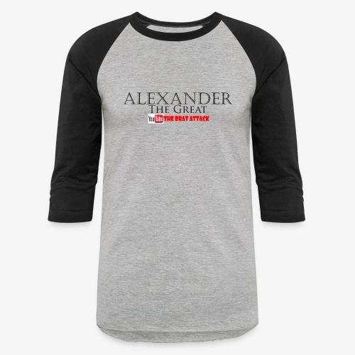 merch alexander the great - Baseball T-Shirt