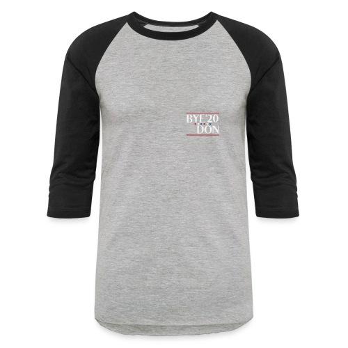 Bi-Den, Funny Political Pun - Unisex Baseball T-Shirt
