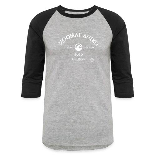 Moomat Ahiko W - Unisex Baseball T-Shirt