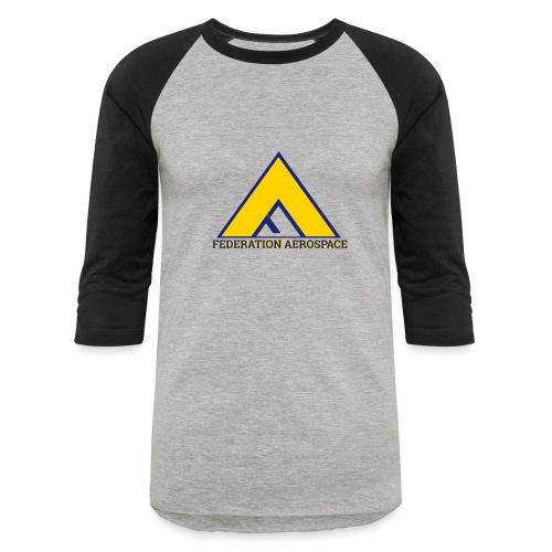 Federation Aerospace - Baseball T-Shirt