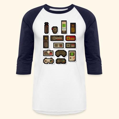 pixelcontrol - Baseball T-Shirt