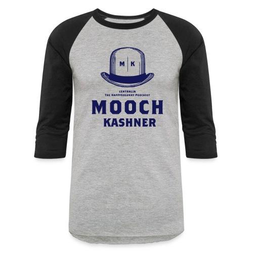 Mooch Kashner - Unisex Baseball T-Shirt