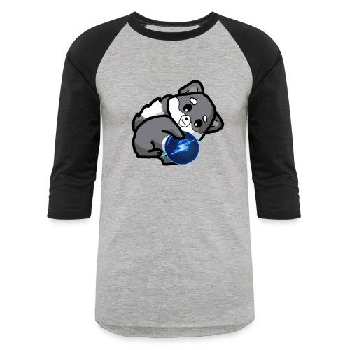 Eluketric's Zapp - Unisex Baseball T-Shirt