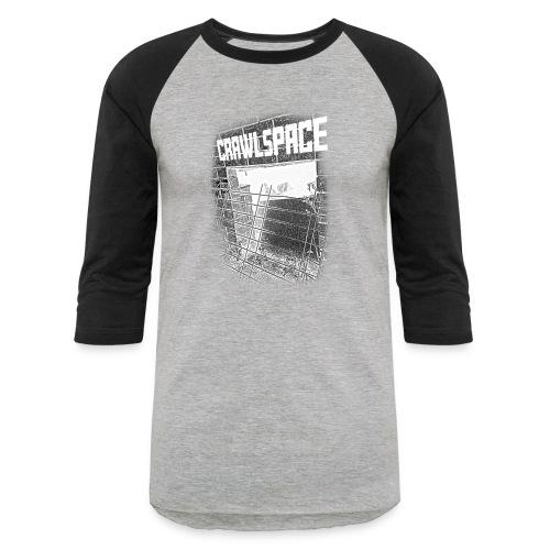 Crawlspace - Unisex Baseball T-Shirt