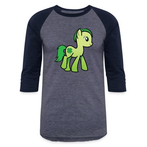 Irish Pony 2 - Baseball T-Shirt