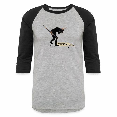 Anguish Artist and AntlerGirl - Baseball T-Shirt