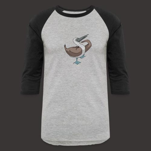 Boobie Bird Mating dance - Baseball T-Shirt