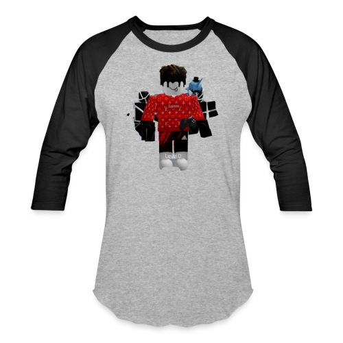 Inkblind merch store - Unisex Baseball T-Shirt