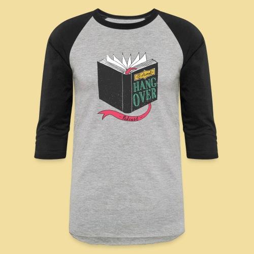 Fictional Hangover Book - Baseball T-Shirt