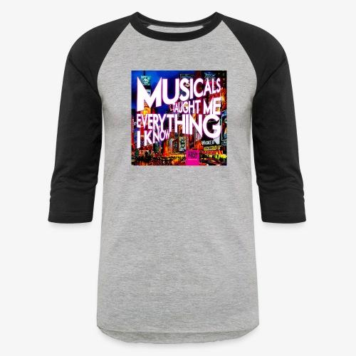 MTMEIK Cover - Baseball T-Shirt