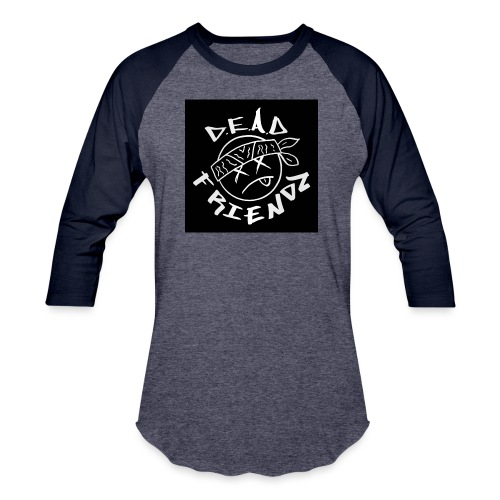 D.E.A.D FRIENDZ Records - Baseball T-Shirt