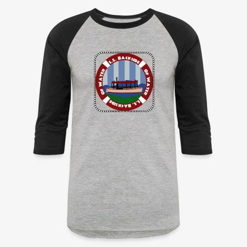 Our New Center Patch - Baseball T-Shirt