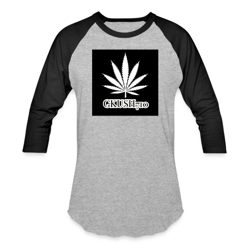 Weed Leaf Gkush710 Hoodies - Baseball T-Shirt