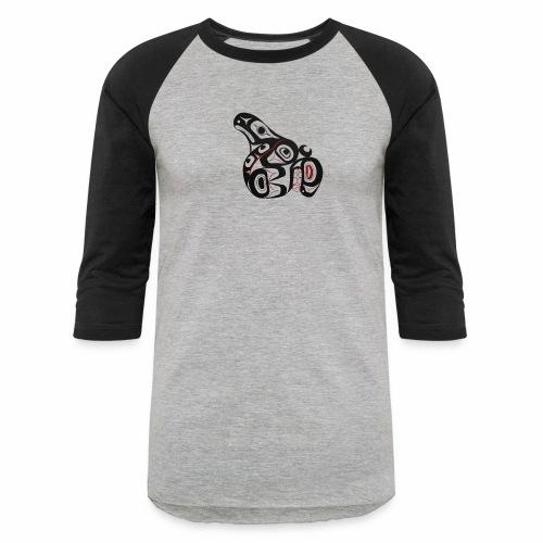 Killer Whale - Baseball T-Shirt
