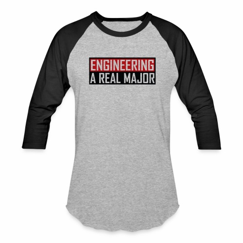 Engineering T-Shirts and Apparel - Baseball T-Shirt