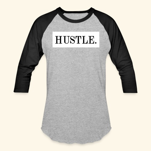 Hustle - Baseball T-Shirt