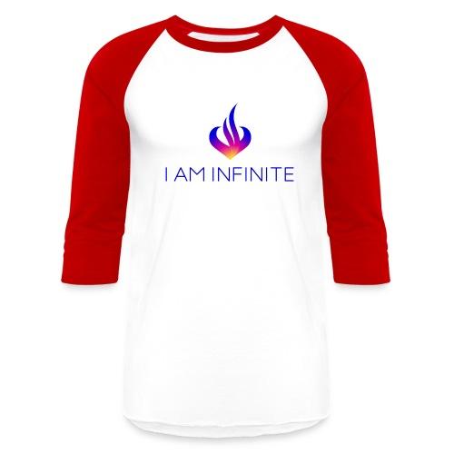 I Am Infinite - Baseball T-Shirt