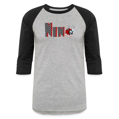 9nd Year Family Ladybug T-Shirts Gifts Daughter - Baseball T-Shirt