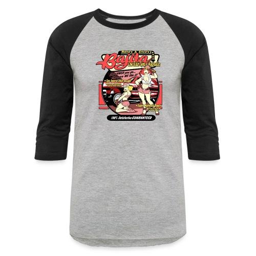 Bajita Lowrider by RollinLow - Baseball T-Shirt