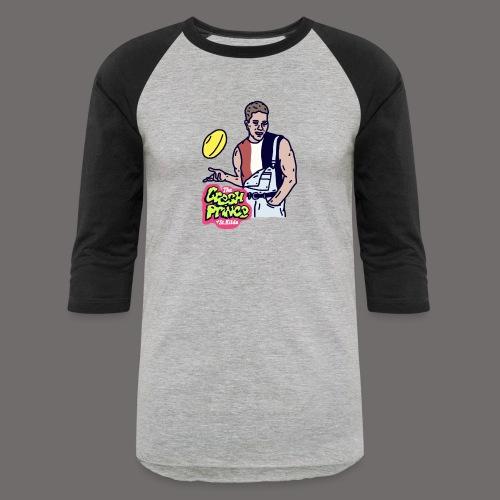 A55763DA A91E 4212 A6EC 41A991D58F19 - Baseball T-Shirt