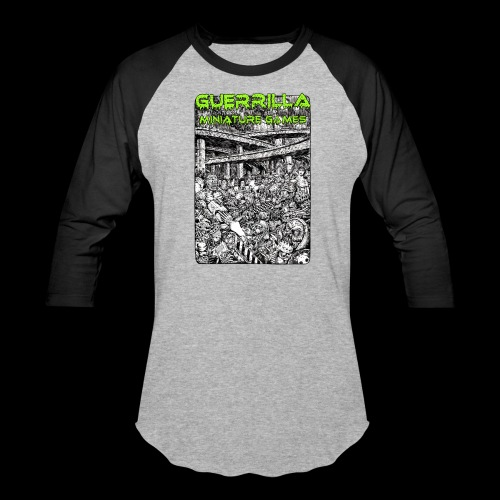 NEW GMG Tee - Unisex Baseball T-Shirt