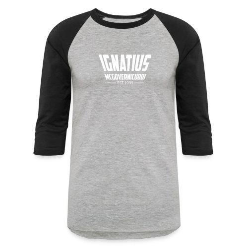 Ignatius - Baseball T-Shirt
