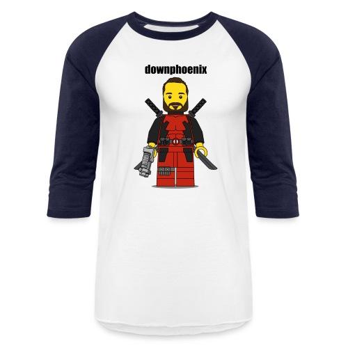 Downphoenix Shirt - Baseball T-Shirt