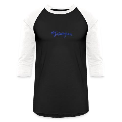 Taswegian Blue - Baseball T-Shirt