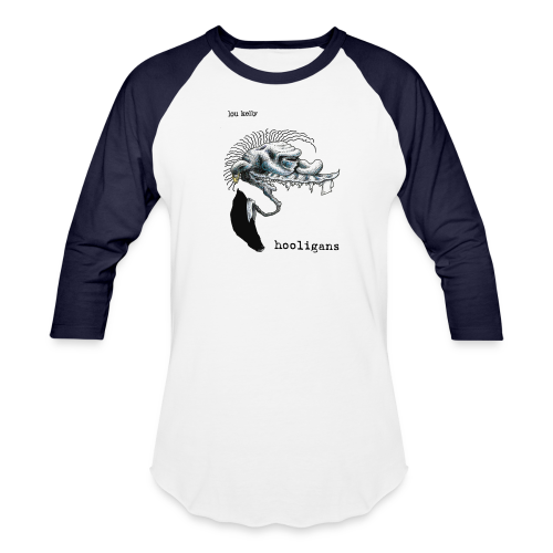 Lou Kelly - Hooligans Album Cover - Baseball T-Shirt