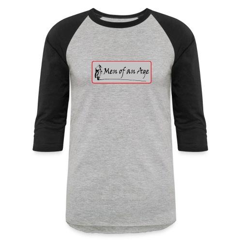 LogoPatch - Unisex Baseball T-Shirt