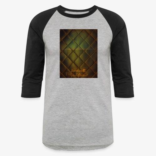 JumondR The goldprint - Baseball T-Shirt
