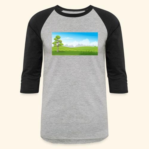Hills cartoon - Baseball T-Shirt