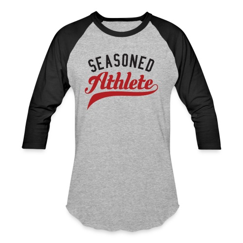 Seasoned Athlete - Baseball T-Shirt