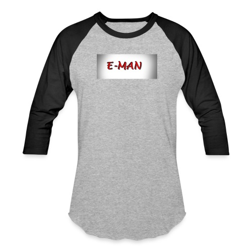 E-MAN - Baseball T-Shirt