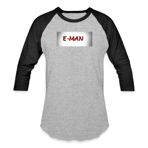 E-MAN - Baseball T-Shirt