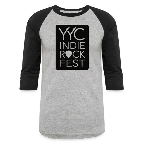 YYCIRFlogoseethrough Alph - Baseball T-Shirt