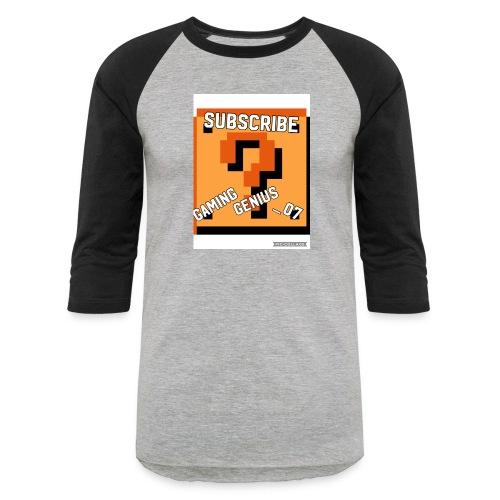3D6EA904 FEFF 44FB A3E8 8EEFFBFDB252 - Baseball T-Shirt