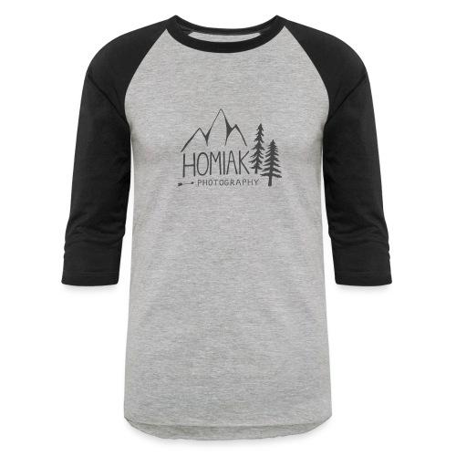 HP DARK LOGO Tight - Unisex Baseball T-Shirt