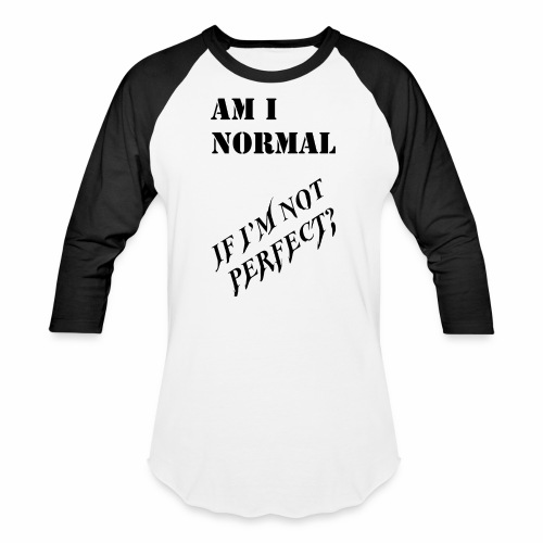 Misfit - Baseball T-Shirt