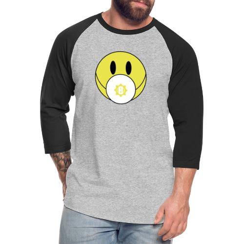 Engineeer Mask - Unisex Baseball T-Shirt