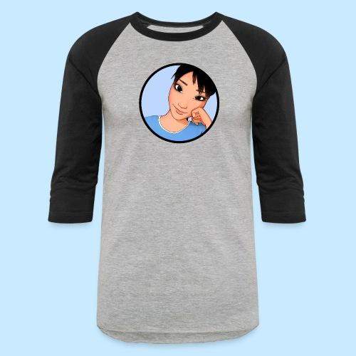 Ami Cheek Circle (anime) - Unisex Baseball T-Shirt