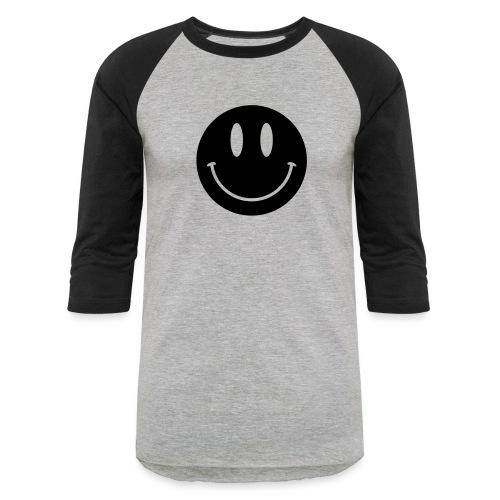 Smiley - Baseball T-Shirt