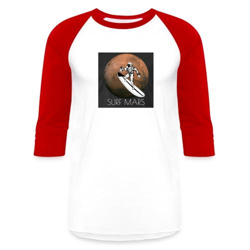 space surfer - Baseball T-Shirt