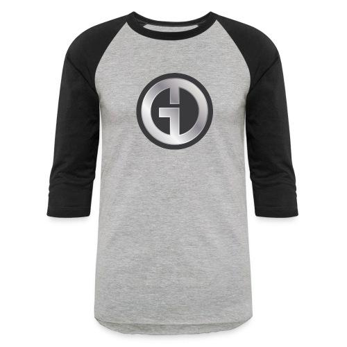 Gristwood Design Logo (No Text) For Dark Fabric - Baseball T-Shirt