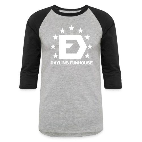 DF Classic Logo - Baseball T-Shirt